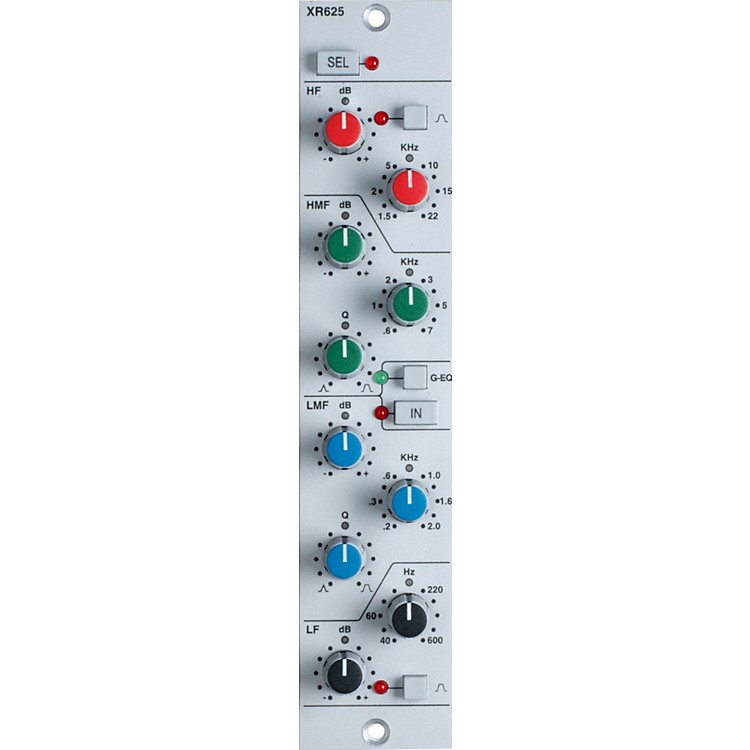 Solid State Logic X-Logic X-Rack Channel EQ Module