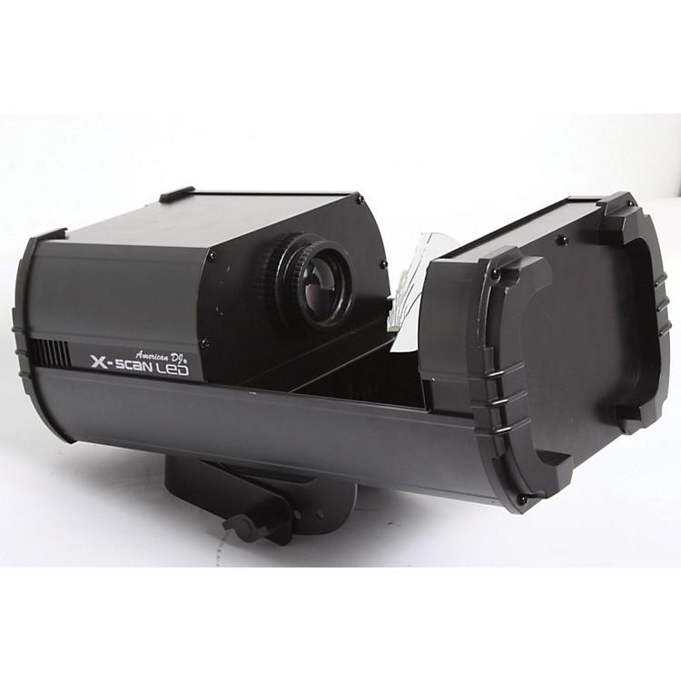 American DJX-Scan LED DMX Scanner886830072444