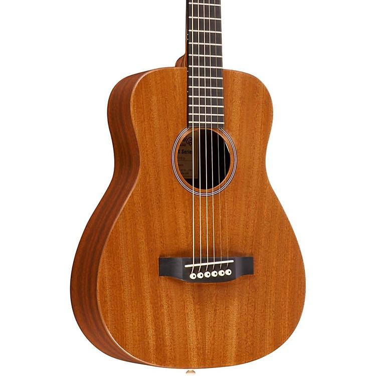 MartinX Series Custom Sapele LX Acoustic GuitarNatural