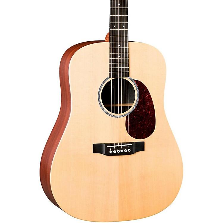 MartinX Series DX1AE Acoustic-Electric GuitarNatural