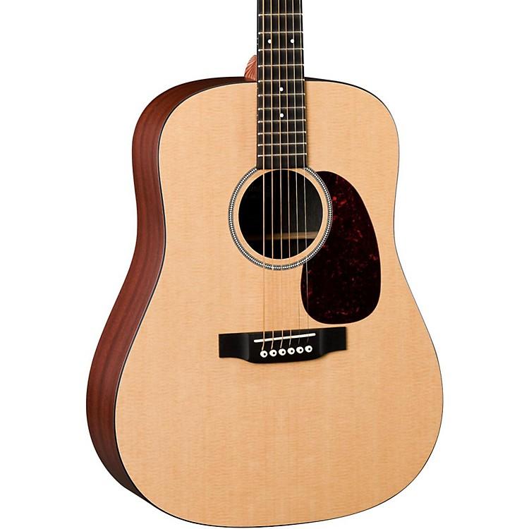 MartinX Series DXMAE Dreadnought Acoustic-Electric GuitarNatural