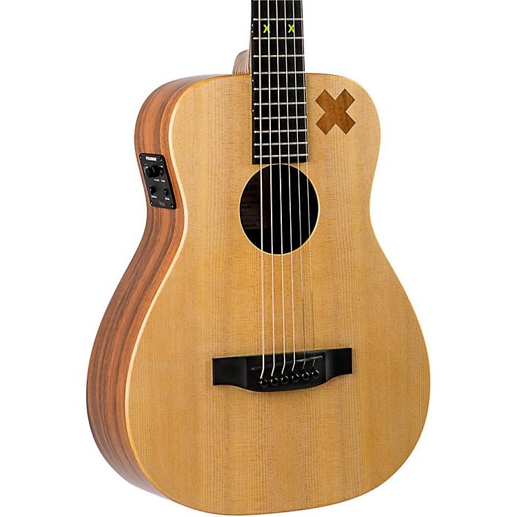 MartinX Series Ed Sheeran X Signature Edition Little Martin Acoustic-Electric GuitarNatural