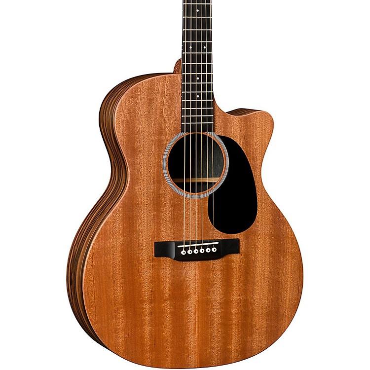 MartinX Series GPCX2AE Macassar Grand Performance Acoustic-Electric GuitarNatural
