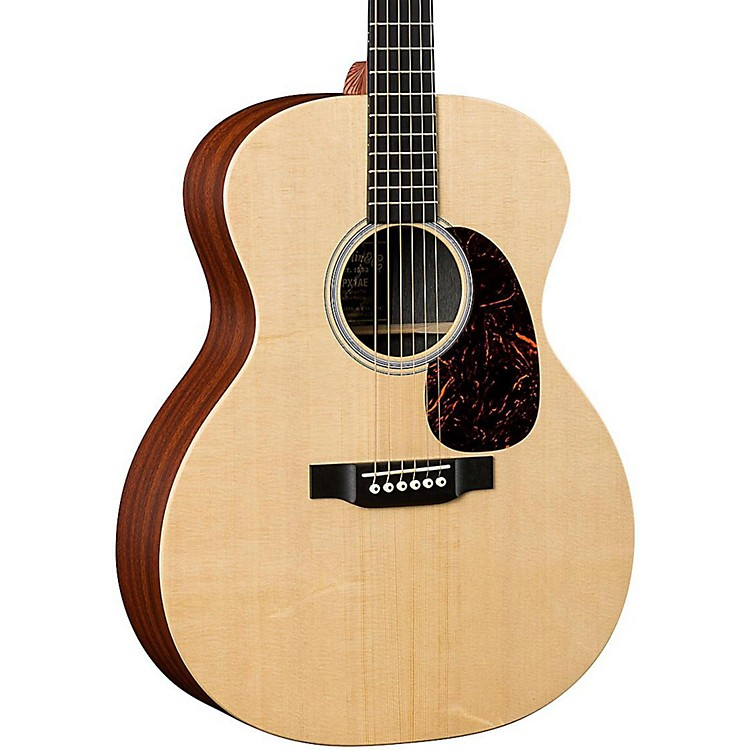 MartinX Series GPX1AE Grand Performance Acoustic-Electric GuitarNatural