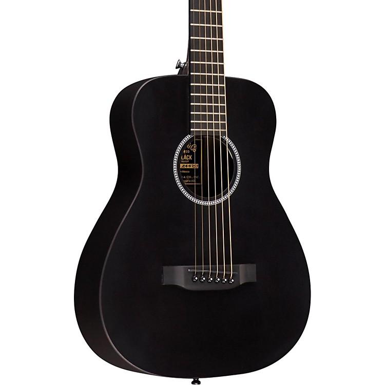 MartinX Series LX Little Martin Left-Handed Acoustic GuitarBlack
