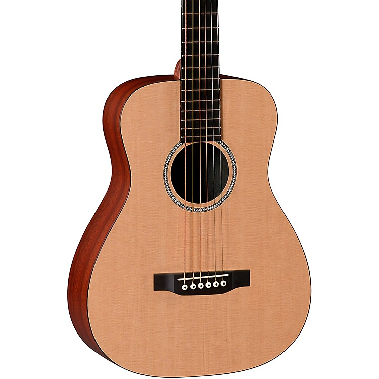 MartinX Series LXME Little Martin Acoustic-Electric GuitarNatural