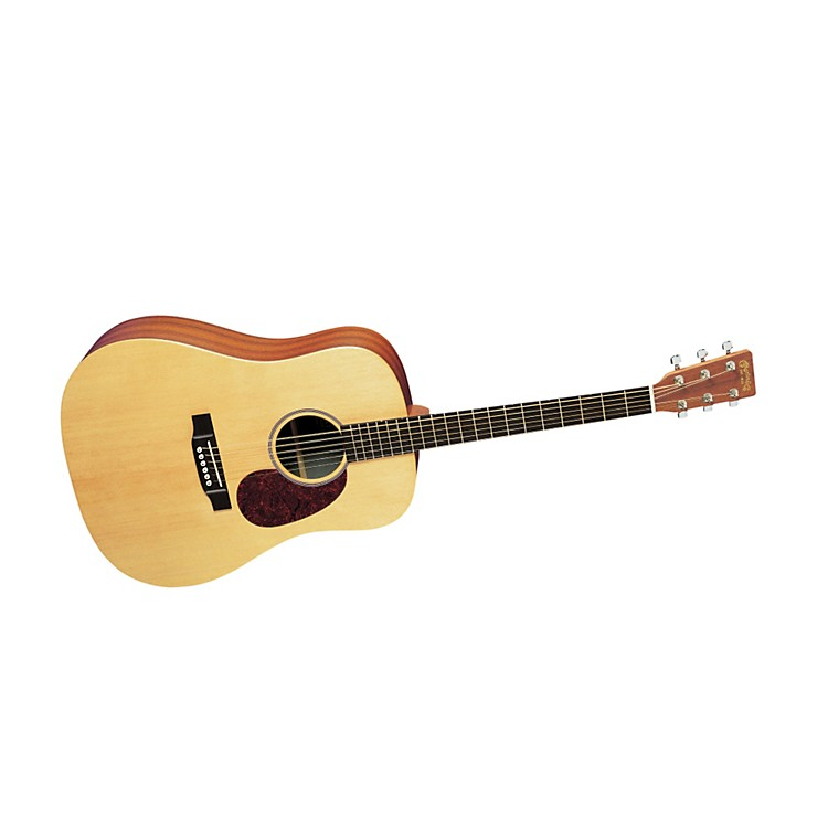martin x series x1 d custom dreadnought acoustic guitar music123. Black Bedroom Furniture Sets. Home Design Ideas