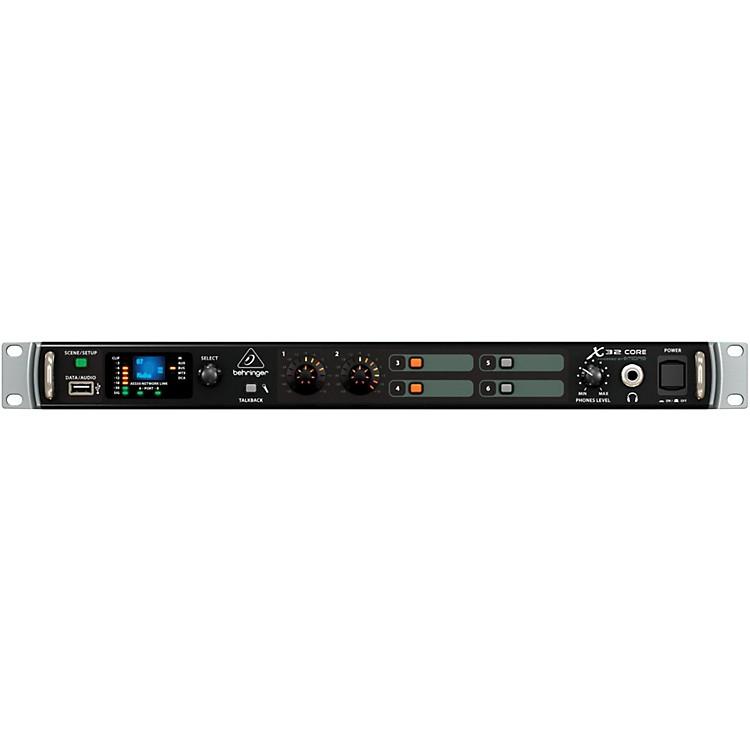 BehringerX32 Core Digital Rack Mixer