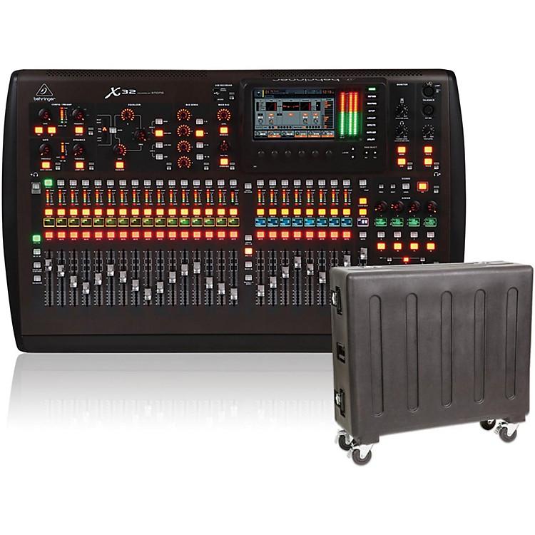 BehringerX32 Digital Mixer with Case