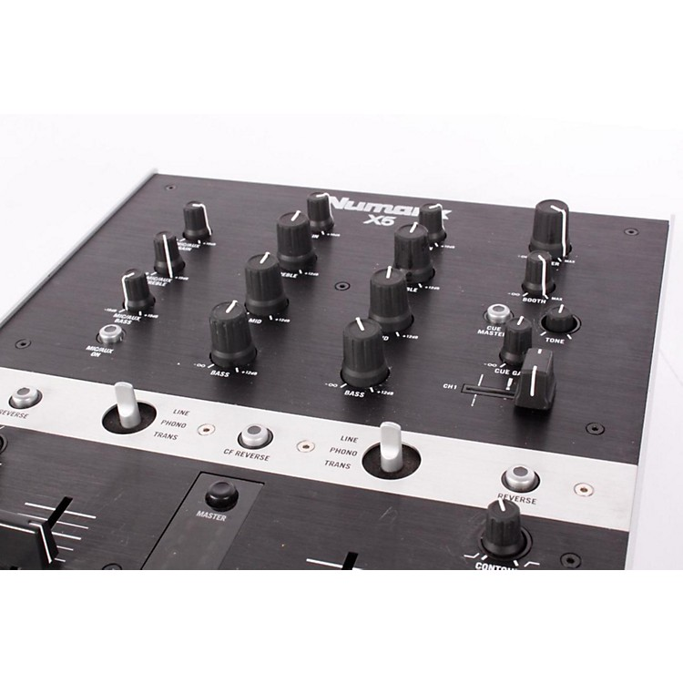 Numark X5 2-Channel, 24-bit Digital DJ Mixer Regular 886830831232