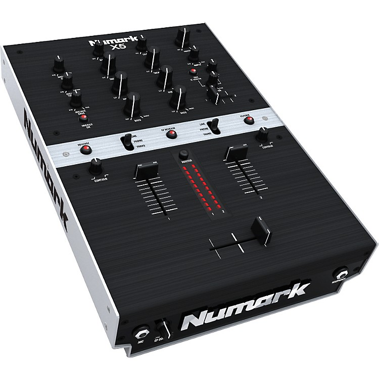 Numark X5 2-Channel, 24-bit Digital DJ Mixer