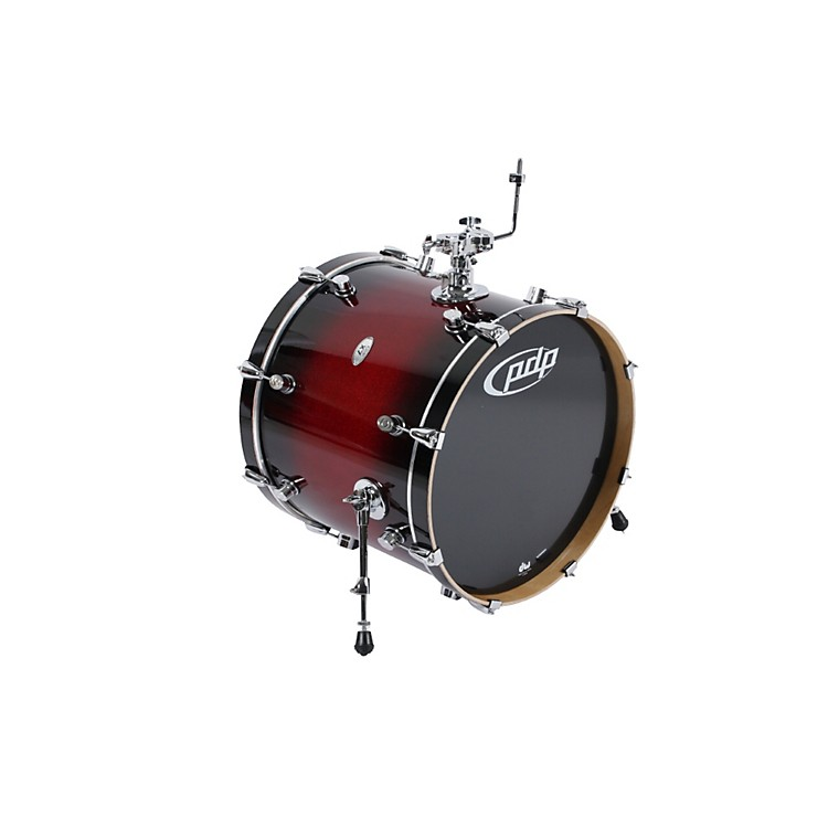 PDP X7 Maple Bass Drum