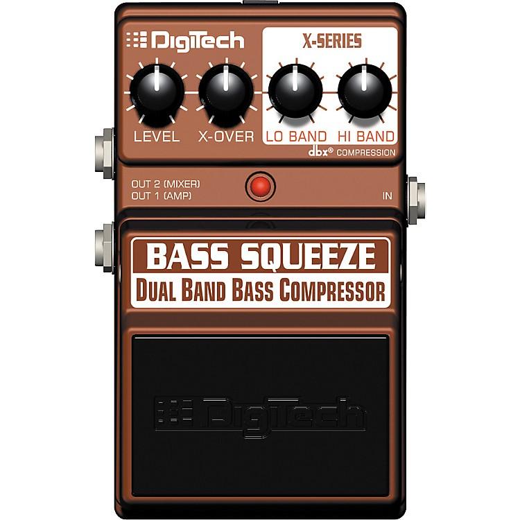 DigiTechXBS Bass Squeeze Compressor Pedal