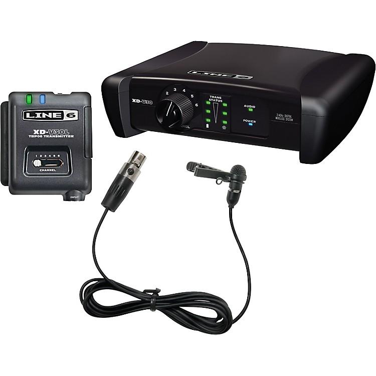 Line 6XD-V30L Wireless Lav Microphone