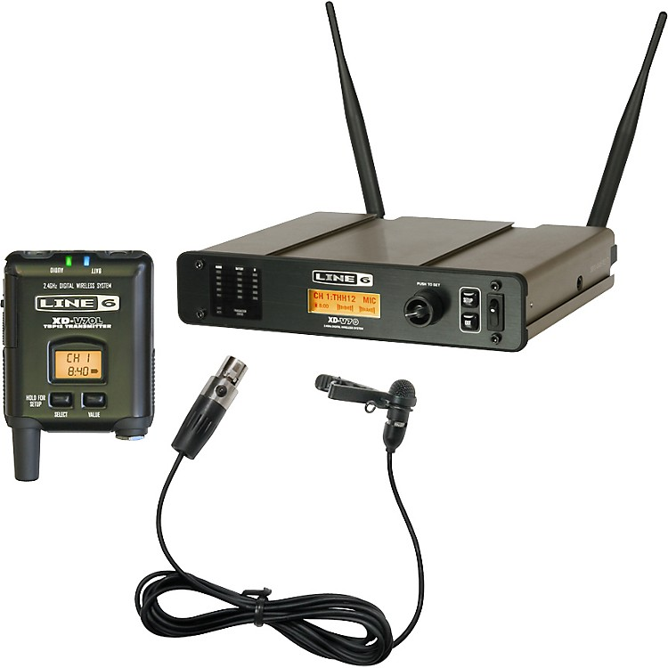 Line 6 XD-V70L Wireless Lav Microphone