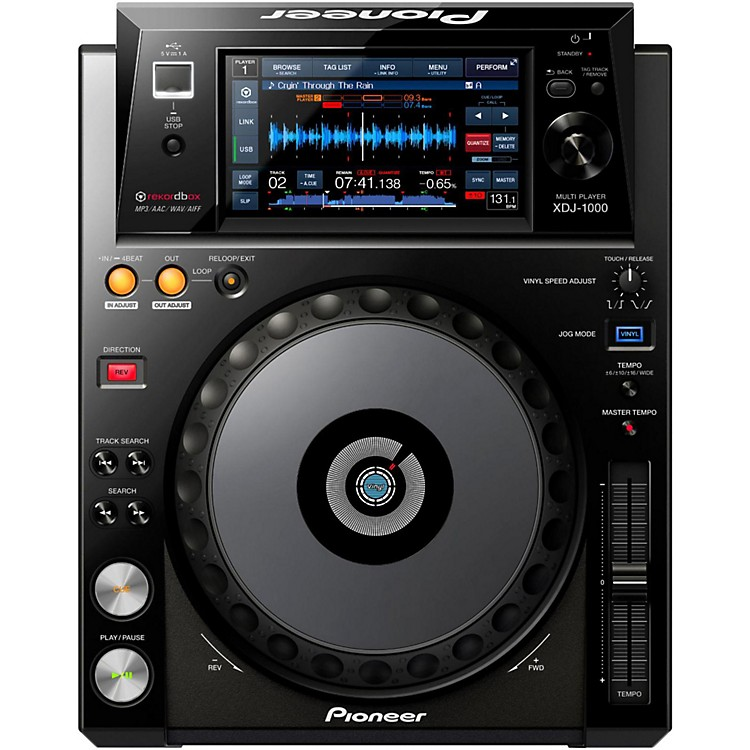 Pioneer XDJ-1000 Performance Multi Player