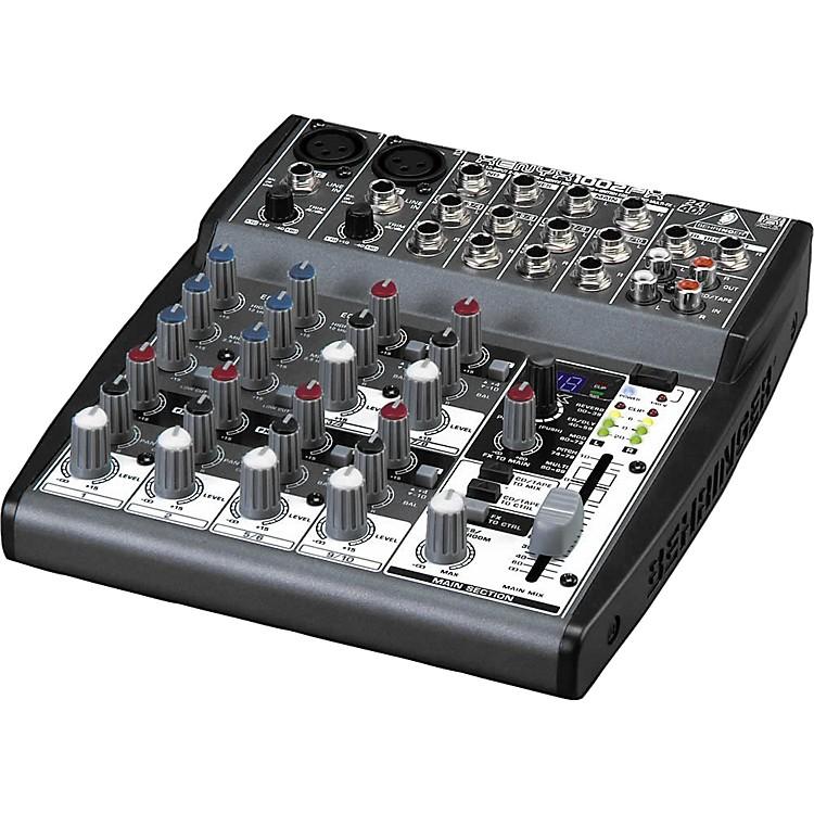 BehringerXENYX 1002FX Mixer