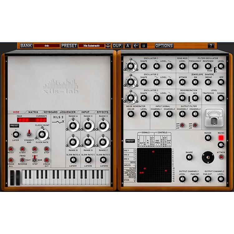 XILS labXILS3 Virtual Instrument Software Download