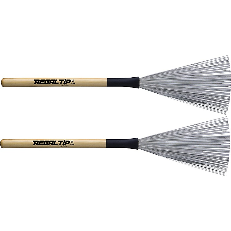Regal TipXL Hickory Handle Brushes