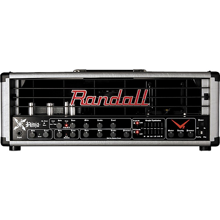 Randall XL Series V2 Ninja V2NH 400W Hybrid Guitar Amp Head