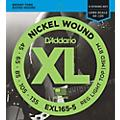 D'Addario XL165-5 - Electric 5-String Bass Guitar Strings