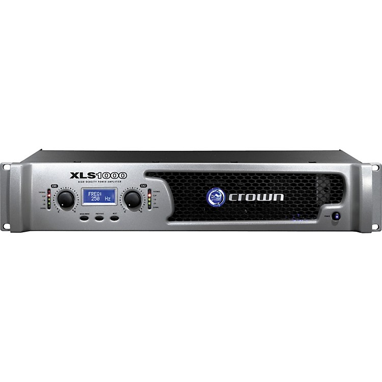 Crown XLS1000 DriveCore Series Power Amp
