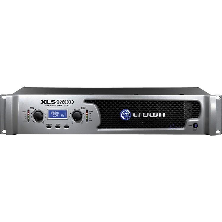 CrownXLS1500 DriveCore Series Power Amp