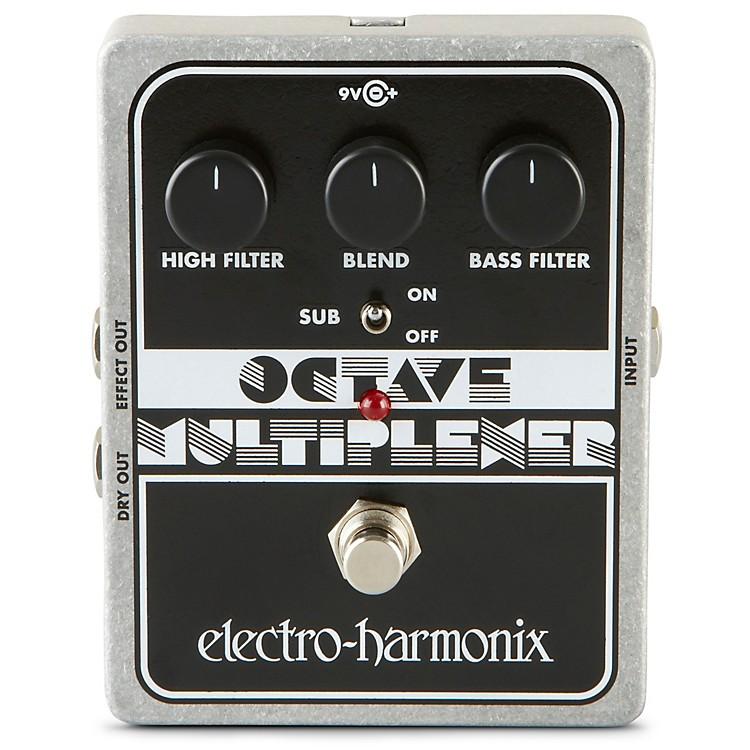 Electro-HarmonixXO Octave Multiplexer Guitar Effects Pedal