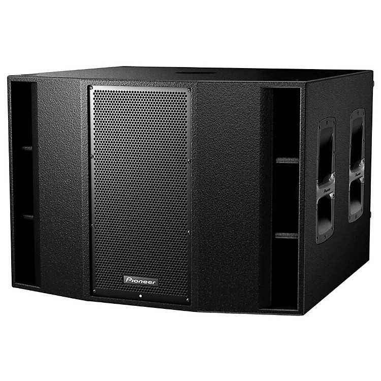 Pioneer XPRS215S Dual 15