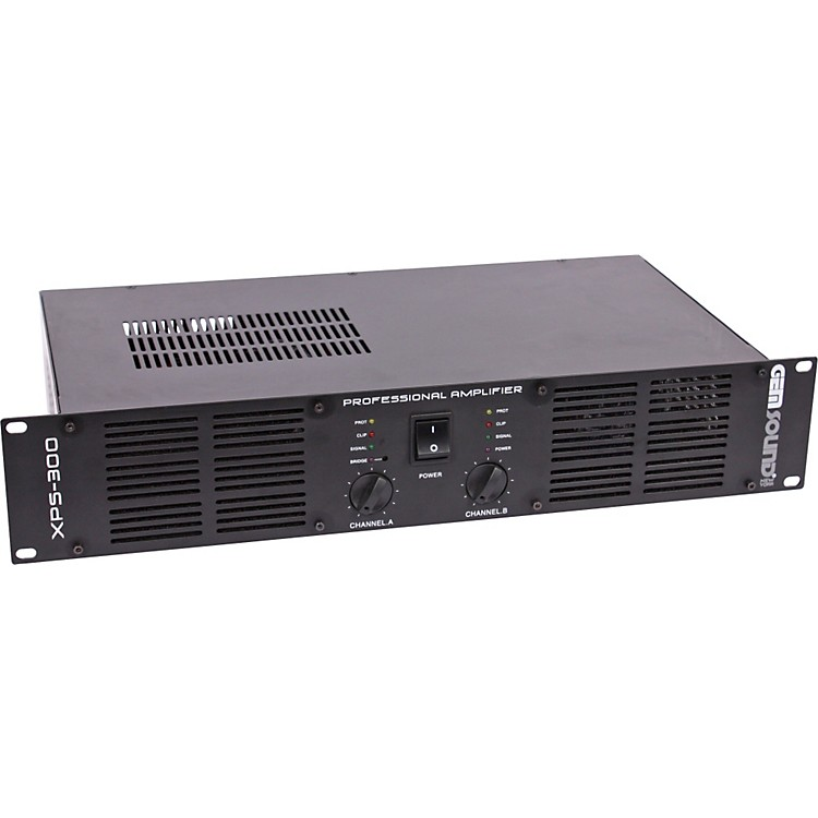 Gem Sound XPS 300 Power Amplifier