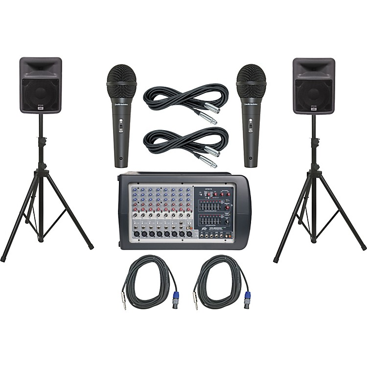 Peavey XR 8600D / PR 10 PA Package