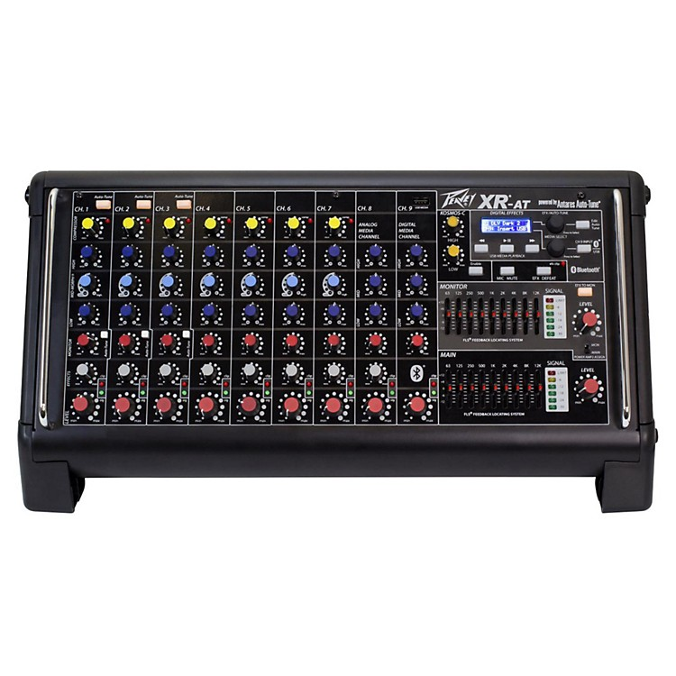 PeaveyXR-AT Powered Mixer with Autotune