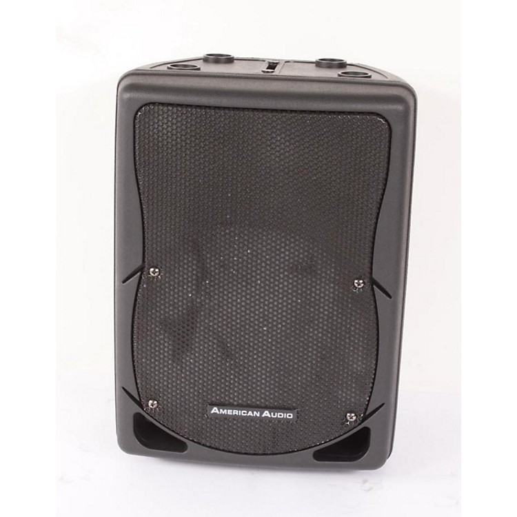 American Audio XSP8P Powered Speaker Regular 886830786358
