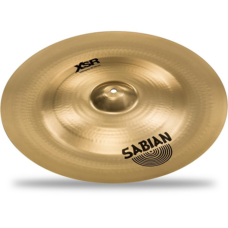 Sabian XSR Series Chinese Cymbal 18 in.