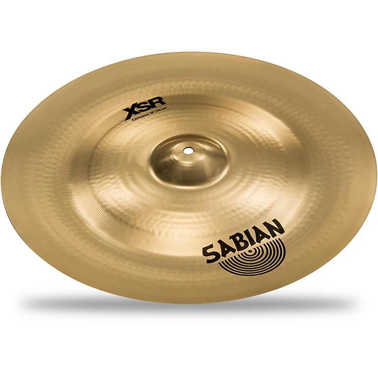 SabianXSR Series Chinese Cymbal18 in.