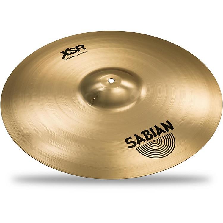 SabianXSR Series Fast Crash Cymbal18 in.