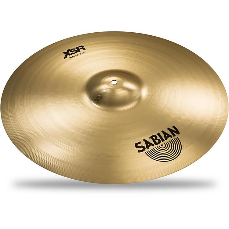 SabianXSR Series Ride Cymbal20 in.