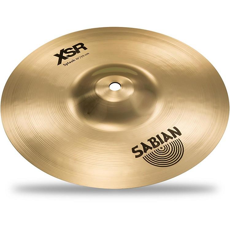 SabianXSR Series Splash Cymbal10 in.