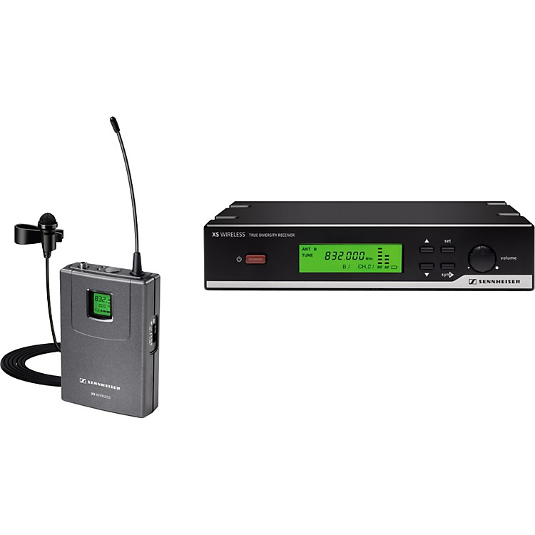 Sennheiser XSW 12 Wireless Presentation Set A