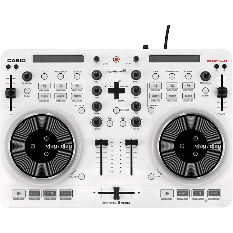 CasioXW-J1 VJ / DJ Controller