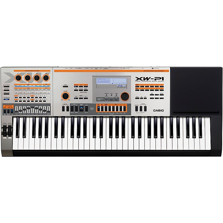 CasioXW-P1 Performance Synthesizer