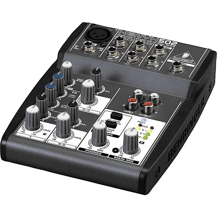 BehringerXenyx 502 Mixer