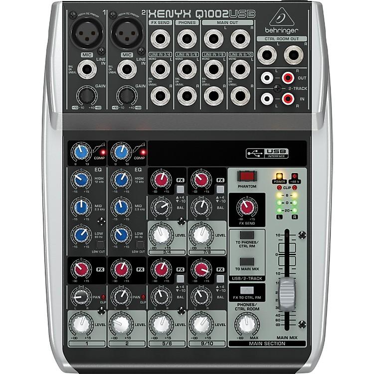 BehringerXenyx Q1002USB Mixer