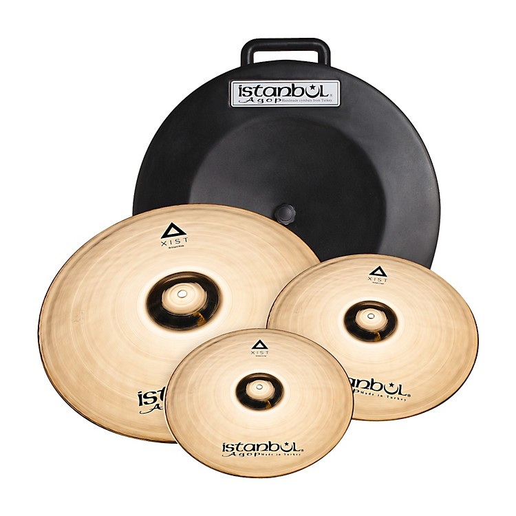Istanbul AgopXist Cymbal Set