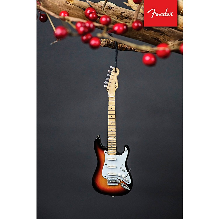 Axe Heaven Xmas Ornament 6 Inch Strat