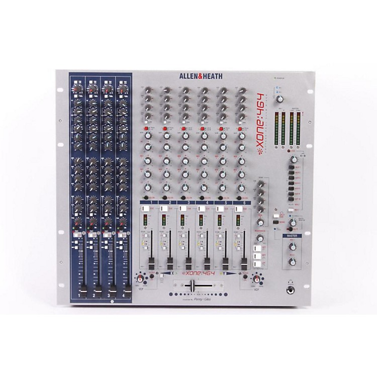 Allen & Heath Xone 464 16-Input Pro Club DJ Mixer Regular 886830560774