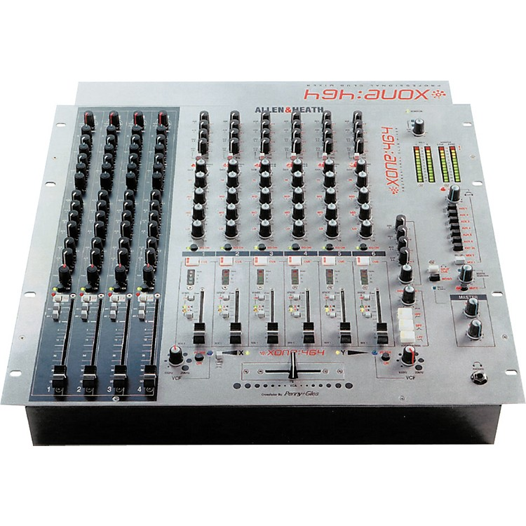 Allen & Heath Xone 464 16-Input Pro Club DJ Mixer