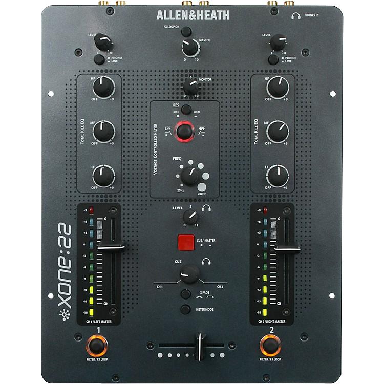 Allen & HeathXone:22