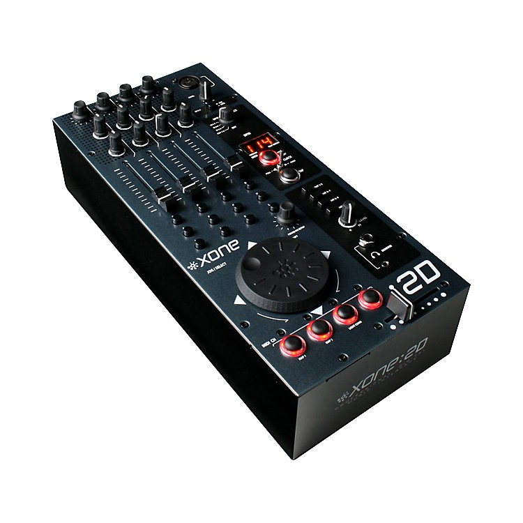 Allen & Heath Xone:2D USB Audio Interface and DJ Controller