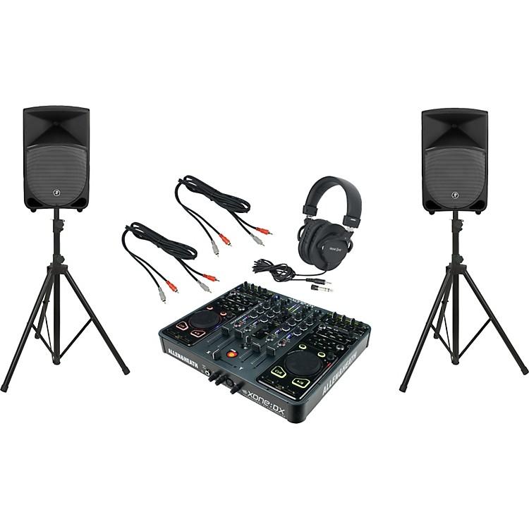 Allen & HeathXone:DX / Mackie Thump TH-12A DJ Package